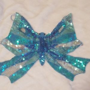 Sequins Butterfly top